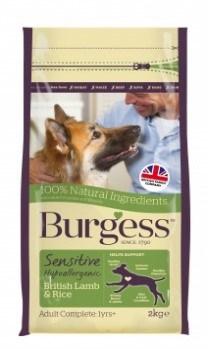 Burgess SENSITIVE Adult Lam/ris