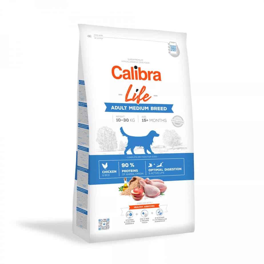 Calibra Dog Life Adult Medium Breed Chicken
