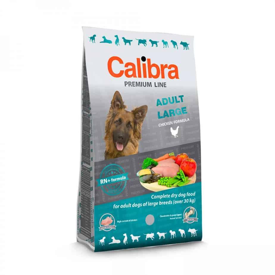 Calibra Dog Premium Line stor hund 12 kilo