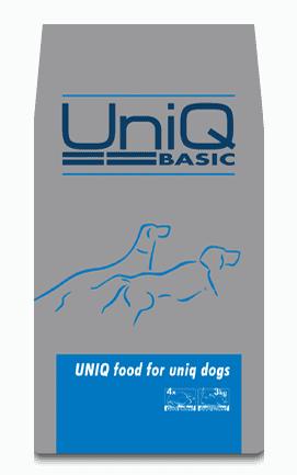 UniQ Basic - luksus hundefoder udviklet til voksne hunde