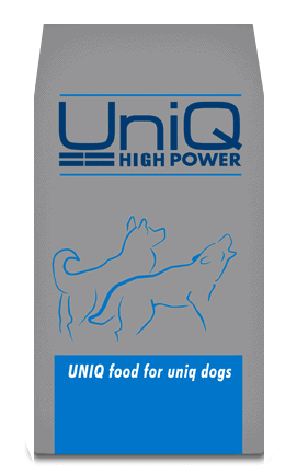 UniQ High Power - højenergi foder til brugs- og konkurrencehunde